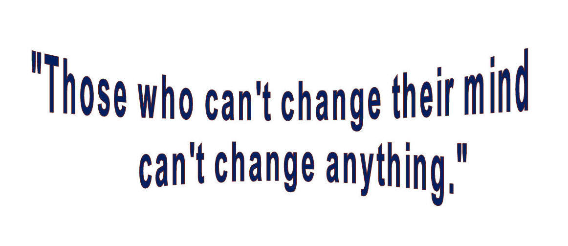 quotes about changing your mind  quotesgram